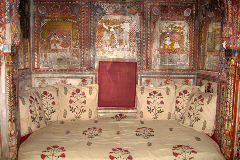 Indian furniture & interior