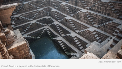 Vanishing Stepwells Of India With Victoria LautmanVanishing Stepwells Of India With Victoria Lautman